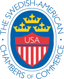 Swedish American Chamber of Commerce logo